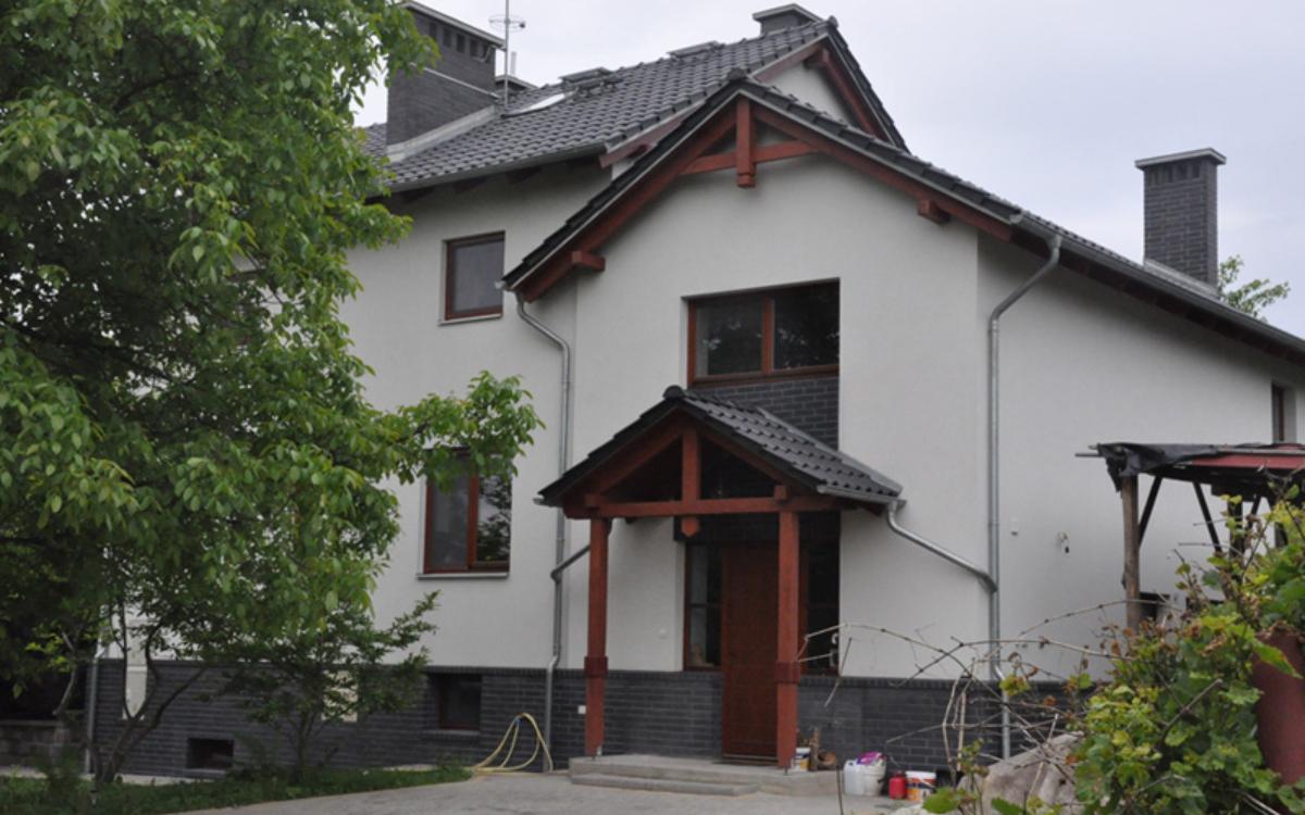 Przebudowa domu Kraków