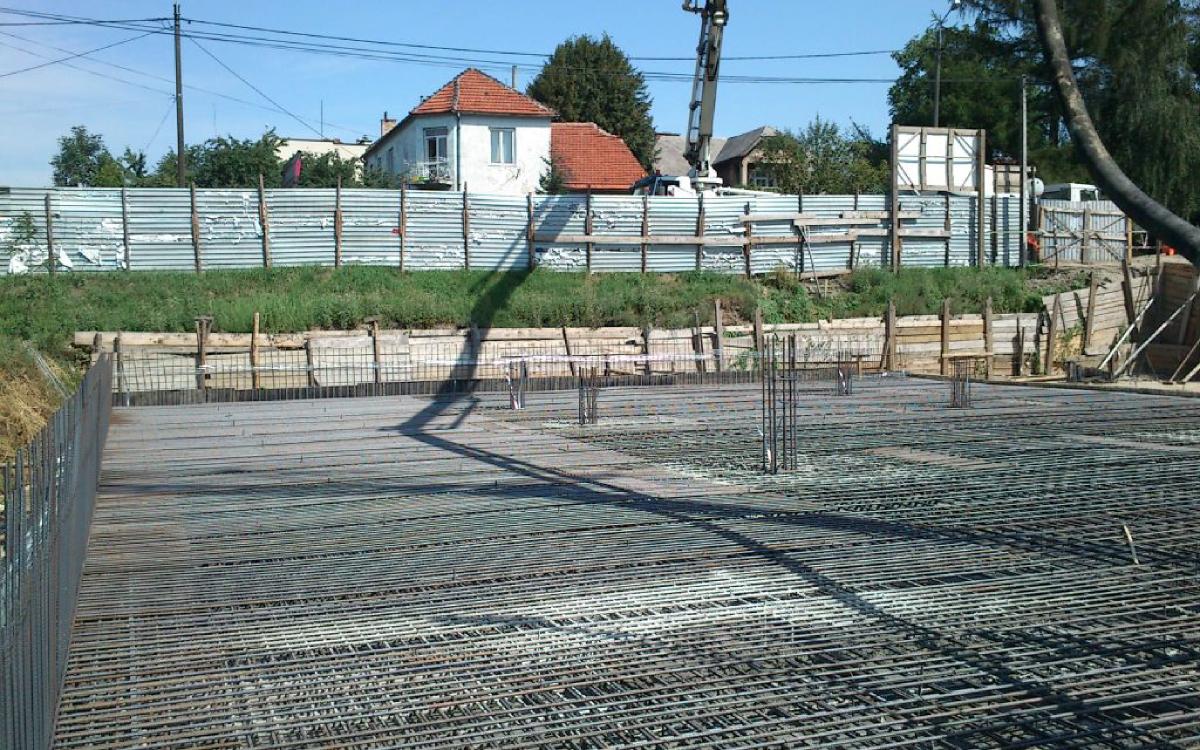 Roboty żelbetowe Kraków