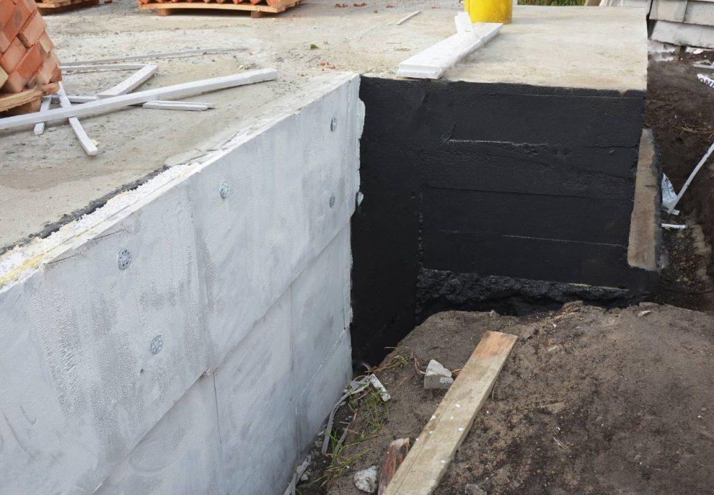 Hydroizolacja fundamentów Kraków