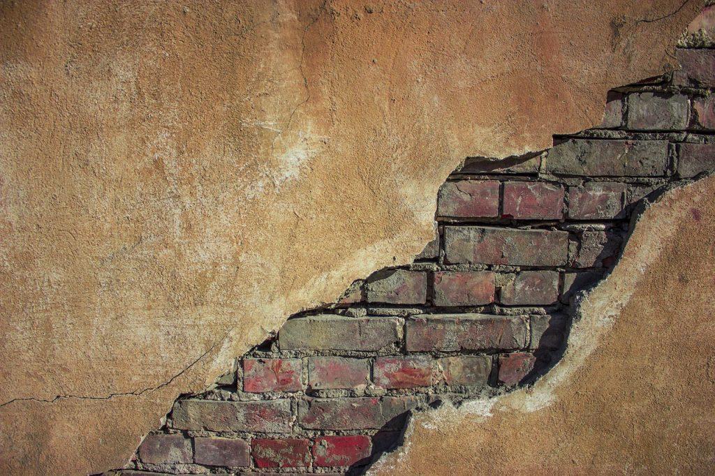 osuszanie murów metodą cięcia